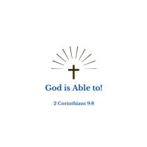 God is Able to