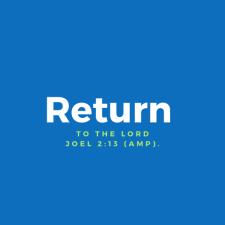 Joel 2-13 AMP